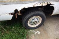 1980 Chevrolet Pickup Truck With Plow Blade, Heavy Rust, Farm Truck, Unknown Working Condition, VIN# CKL24AS129948, LOCATED IN INDEPENDENCE, PREVIEW BY APPT 9/8, SEE VIDEO - 36