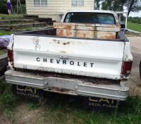 1980 Chevrolet Pickup Truck With Plow Blade, Heavy Rust, Farm Truck, Unknown Working Condition, VIN# CKL24AS129948, LOCATED IN INDEPENDENCE, PREVIEW BY APPT 9/8, SEE VIDEO - 38