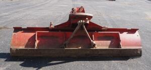 "Arps Utility Grader Blade Model AB-12, 3-Way Angle, 6' Long x 18"" High"