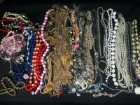 Costume Necklaces, Includes Silver Tones, Gold Toned And Multicolored - 3