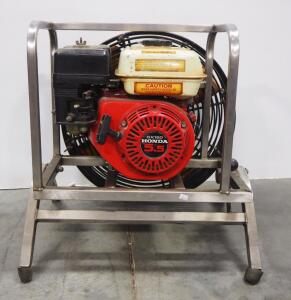 Power Blowers Inc. Unifier Gas Fueled Blower, Model DS-SP4