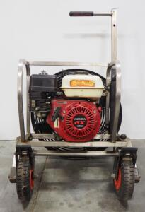 Power Blowers Inc. Unifier Gas Fueled Blower, On Wheels