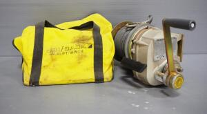 DBI/Sala Salalift Winch Model L1850-60, In Carrying Bag