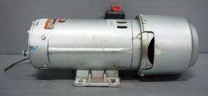 Gast 40 Amp Vehicle Air Compressor Model 2HAH-251-M322, Compressor Only
