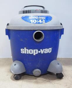 Shop Vac 10 Gal 4.0 HP Wet/Dry Vac, No Hose, Powers On