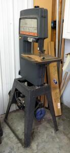 Craftsman 12 Inch Band Saw Sander Model 113.24350, Powers On