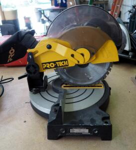 Pro-Tech Electric 8.25 Inch Compound Miter Saw Model 7203