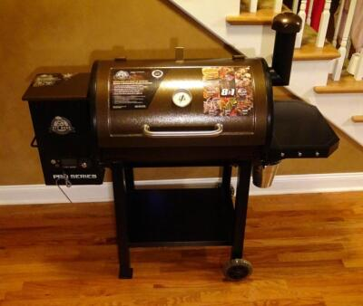 Pit Boss Wood Pellet Grill And Smoker