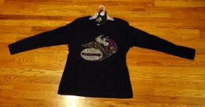 Midway Vikings Longsleeve Shirt XL And Face Mask