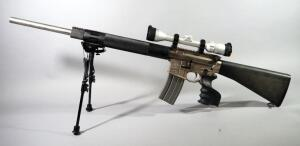 Black Rain Ordnance Fallout 15 .223 Cal Rifle SN# BR 000180, Lots Of Features, See Description