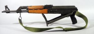 Century International Arms Model M70AB2 7.62 x 39 Cal Rifle SN# M70AB02464, With Folding Buttstock And Nylon Sling