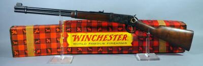 Winchester Model 94 .30-30 WIN Lever Action Carbine Rifle SN# 2814313, With Saddle Ring And Paperwork, In Original Box