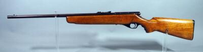 Wards Western Field Model O4M 390B .22 SLLR Bolt Action Rifle SN# Not Found, Mfg In 1940s