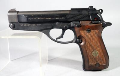 Pietro Beretta Model 86 Cheetah 9mm Short/.380 Auto Pistol SN# G09863Y