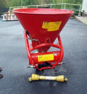 Cosmo Spinner Fertilizer Spreader Model 500