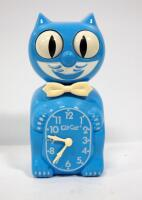 Kit -Kat Klock Wall Clocks, Qty 2, Blue (In Box) And Red, With Instructions - 5