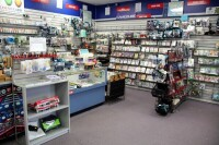 GameCo Video Game Store Contents Selling To One Buyer, Approximately 13,000 Games, Consoles, Accessories, Parts, Action Figures, Apparel, Comics, Posters, Security Cameras, Shelving, Equipment, And More, See Description For More Details - 13