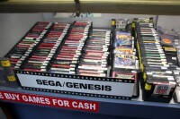 GameCo Video Game Store Contents Selling To One Buyer, Approximately 13,000 Games, Consoles, Accessories, Parts, Action Figures, Apparel, Comics, Posters, Security Cameras, Shelving, Equipment, And More, See Description For More Details - 21