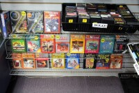 GameCo Video Game Store Contents Selling To One Buyer, Approximately 13,000 Games, Consoles, Accessories, Parts, Action Figures, Apparel, Comics, Posters, Security Cameras, Shelving, Equipment, And More, See Description For More Details - 22