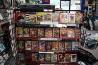 GameCo Video Game Store Contents Selling To One Buyer, Approximately 13,000 Games, Consoles, Accessories, Parts, Action Figures, Apparel, Comics, Posters, Security Cameras, Shelving, Equipment, And More, See Description For More Details - 23