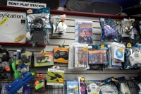 GameCo Video Game Store Contents Selling To One Buyer, Approximately 13,000 Games, Consoles, Accessories, Parts, Action Figures, Apparel, Comics, Posters, Security Cameras, Shelving, Equipment, And More, See Description For More Details - 41