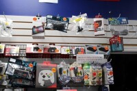 GameCo Video Game Store Contents Selling To One Buyer, Approximately 13,000 Games, Consoles, Accessories, Parts, Action Figures, Apparel, Comics, Posters, Security Cameras, Shelving, Equipment, And More, See Description For More Details - 43