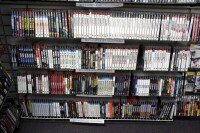 GameCo Video Game Store Contents Selling To One Buyer, Approximately 13,000 Games, Consoles, Accessories, Parts, Action Figures, Apparel, Comics, Posters, Security Cameras, Shelving, Equipment, And More, See Description For More Details - 54