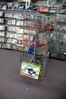 GameCo Video Game Store Contents Selling To One Buyer, Approximately 13,000 Games, Consoles, Accessories, Parts, Action Figures, Apparel, Comics, Posters, Security Cameras, Shelving, Equipment, And More, See Description For More Details - 56