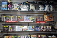 GameCo Video Game Store Contents Selling To One Buyer, Approximately 13,000 Games, Consoles, Accessories, Parts, Action Figures, Apparel, Comics, Posters, Security Cameras, Shelving, Equipment, And More, See Description For More Details - 59