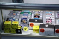 GameCo Video Game Store Contents Selling To One Buyer, Approximately 13,000 Games, Consoles, Accessories, Parts, Action Figures, Apparel, Comics, Posters, Security Cameras, Shelving, Equipment, And More, See Description For More Details - 63