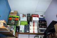 GameCo Video Game Store Contents Selling To One Buyer, Approximately 13,000 Games, Consoles, Accessories, Parts, Action Figures, Apparel, Comics, Posters, Security Cameras, Shelving, Equipment, And More, See Description For More Details - 77