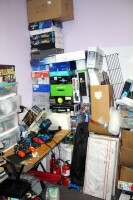 GameCo Video Game Store Contents Selling To One Buyer, Approximately 13,000 Games, Consoles, Accessories, Parts, Action Figures, Apparel, Comics, Posters, Security Cameras, Shelving, Equipment, And More, See Description For More Details - 87