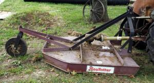 5 Foot King Kutter Rotary Kutter Model L-60-40-PT