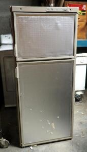 New Dometic RV Refrigerator/ Freezer, Model RM2820R, Minor Surface Damage