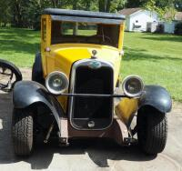 1928 Chevrolet Roadster, Mileage Unknown , Unknown Working Order - 2