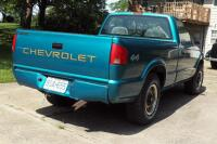 1994 Chevrolet S10 Pickup Truck, Mileage Showing On Odemeter 84,432.5, VIN # 1GCCT14Z1R8147994 - 6