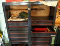 "Craftsman 13 Drawer Tool Cabinet, Contents Not Included, 58"" x 44"" x 18"", SECOND DAY LOADOUT ONLY - 2"