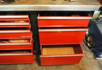 "Craftsman 8 Drawer Workbench, 33.5"" x 56"" x 22.5"", Contents Not Included, SECOND DAY LOADOUT ONLY - 5"