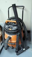 Ridgid 16 Gallon Shop Vacuum/Blower Includes Attachments - 3