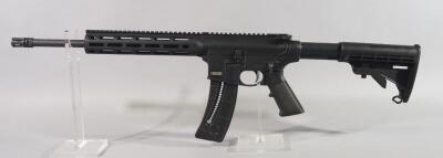 Smith & Wesson M&P 15-22 .22 LR Rifle SN# HCY3164, With Adjustable Stock
