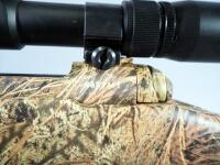 Savage Model 10 22-250 REM Bolt Action Rifle SN# G657141, With Nikon ProStaff 3-9x Scope And Leather Sling - 6