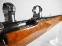 Sako Vixen L461 .222 Cal Bolt Action Rifle SN# 75499, With Scope Rings And Past Recoil Protection Shoulder Recoil Pad - 17