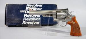 Smith & Wesson Model 629-1 .44 Mag 6-Shot Revolver SN# AJN0854, New, In Original Box