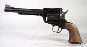 "Ruger New Model Blackhawk .357 MAG 6-Shot Revolver SN# 33-41297, Marked ""Made In The 200th Year Of American Liberty"", Single Action"
