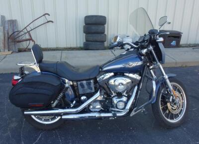 2003 Harley-Davidson Superglide T-Sport FXDXT Motorcycle, 100th Anniversary Edition, 2577 Miles, 1450cc, VIN # 1HD1GLV183K318037, SEE DESCRIPTION FOR VIDEO