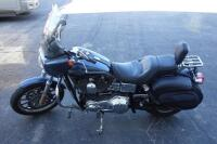 2003 Harley-Davidson Superglide T-Sport FXDXT Motorcycle, 100th Anniversary Edition, 2577 Miles, 1450cc, VIN # 1HD1GLV183K318037, SEE DESCRIPTION FOR VIDEO - 2