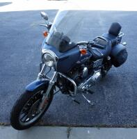 2003 Harley-Davidson Superglide T-Sport FXDXT Motorcycle, 100th Anniversary Edition, 2577 Miles, 1450cc, VIN # 1HD1GLV183K318037, SEE DESCRIPTION FOR VIDEO - 3