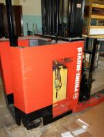 Prime Mover Electric Fork Lift Model RR30C, 2125 Hours, Internal Battery Needs Replaced, Click For Details Includes Exide Lead Acid Battery Charger, NPC12-3-850L, Hardwired In, Bidder Responsible For Proper Removal - 5