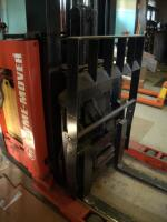 Prime Mover Electric Fork Lift Model RR30C, 2125 Hours, Internal Battery Needs Replaced, Click For Details Includes Exide Lead Acid Battery Charger, NPC12-3-850L, Hardwired In, Bidder Responsible For Proper Removal - 19