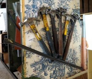 Hammer Assortment, Including Claw And Ball Peen